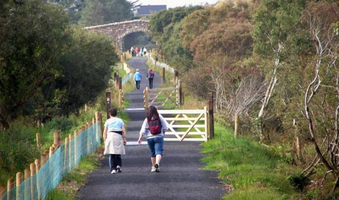 The Great Western Greenway, Mayo